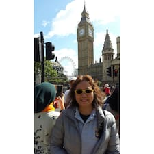 Profil utilisateur de Yualinda Asyuni