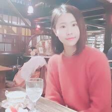 재은 felhasználói profilja