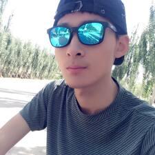 Perfil do usuário de 涛