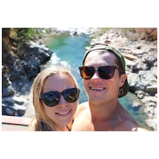 Jessica & Jourdain Brukerprofil