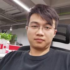 Yulin felhasználói profilja
