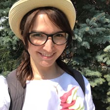 Nadezhda felhasználói profilja