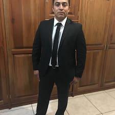 Ramón felhasználói profilja
