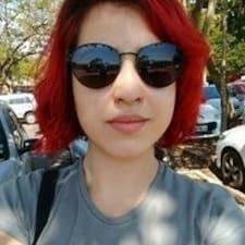 Profil utilisateur de Lidya