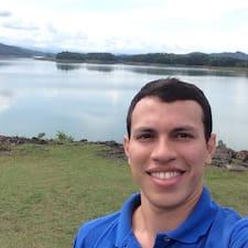 Jorge Antonio User Profile