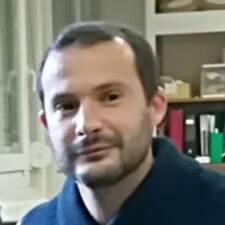 Henkilön Francesc Lluis käyttäjäprofiili