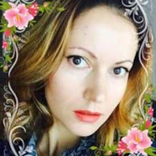 Perfil de usuario de Oksana