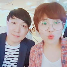 YoonSeo(Jamie) felhasználói profilja