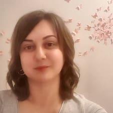 Profil utilisateur de Еkaterina