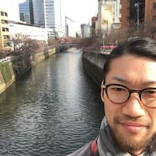 Användarprofil för Hiroshi