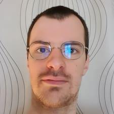 Cyprien felhasználói profilja