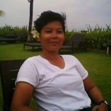 Profil utilisateur de Thazin