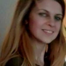 Mariola felhasználói profilja