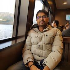 Profilo utente di Sunil Krishnan