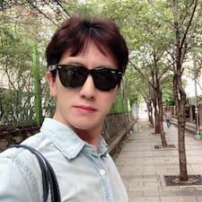Profil utilisateur de Wonho