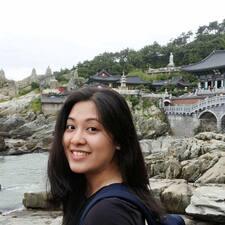 Gebruikersprofiel Pei Jing