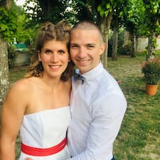 Profil Pengguna Johann & Céline