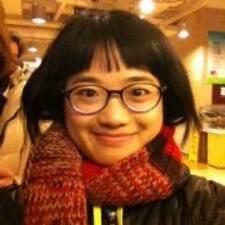 Jingyuan felhasználói profilja