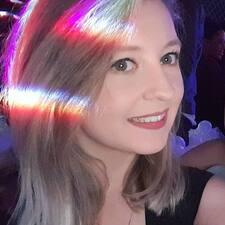 Kaleigh felhasználói profilja