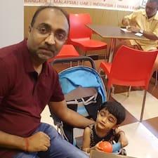 Jayakrishna - Uživatelský profil