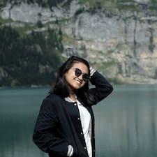 Thalita Nafitia User Profile