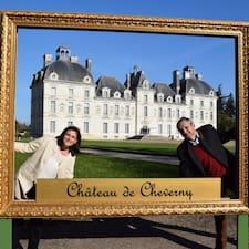 Το προφίλ του/της L'Orangerie Du Château