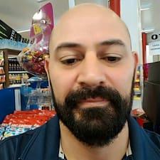 Profil Pengguna Sérgio