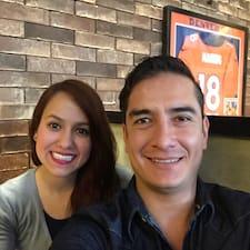Perfil do utilizador de Alejandra Y Daniel