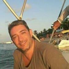 Alexandre felhasználói profilja