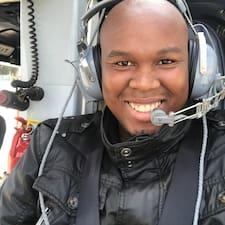 Ndiyeza User Profile