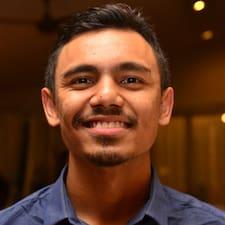 Muhammad Hazmi felhasználói profilja