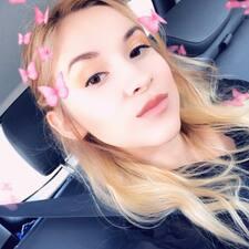 Bianca felhasználói profilja