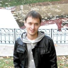 Профиль пользователя Егор