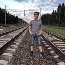 Profil utilisateur de Mikhail