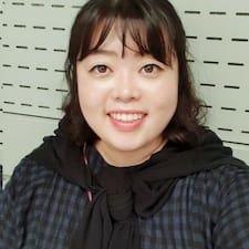 Perfil do utilizador de Jueun