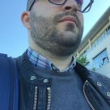 Tiziano Gabriele - Uživatelský profil