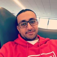 Moustafa felhasználói profilja