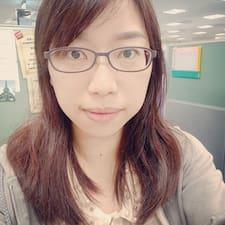 Hui-Wen的用戶個人資料