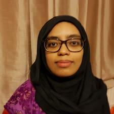 Saima的用戶個人資料