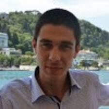 Semih felhasználói profilja