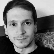 Perfil do utilizador de Andrés Germán