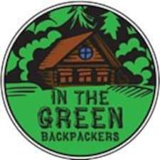 Profil utilisateur de Inthegreenbackpackers