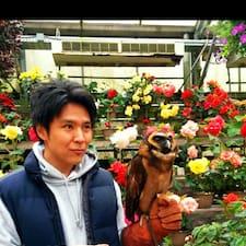Notandalýsing Keisuke