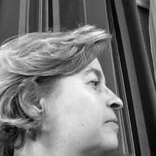 Lorette felhasználói profilja