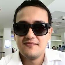 Henkilön Jhon Jairo käyttäjäprofiili