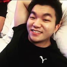 Profil Pengguna John Tang