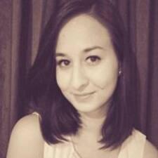 Andreea felhasználói profilja
