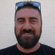 Vito - Uživatelský profil