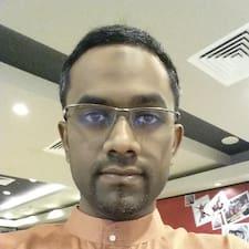 Profil Pengguna Ahmad Ismail