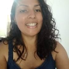 Profilo utente di Letícia